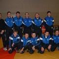 2. Mannschaft 2003 von links stehend: Trainer Martin Engler; Maik Vogel; Udo Egner; Dieter Stammer; Marc Reichert; Albert Tonn;