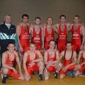 1. Mannschaft 2003 Siegfried Moll,Nedim Ceylan,Petre Widz,Ralf Moll,Wolfgang Klein, Markus Egner,Yuri Khrabrov, Daniel Vasile