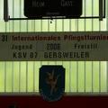 Intern. Pfingstturnier in Gersweiler / Saarland am 04.06.2006
