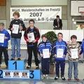 Andreas Schwab belegte in der C-Jugend bis 54 kg einen guten 5. Platz